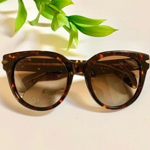 BNIC Rag & Bone Isa 54MM Butterfly Sunglasses